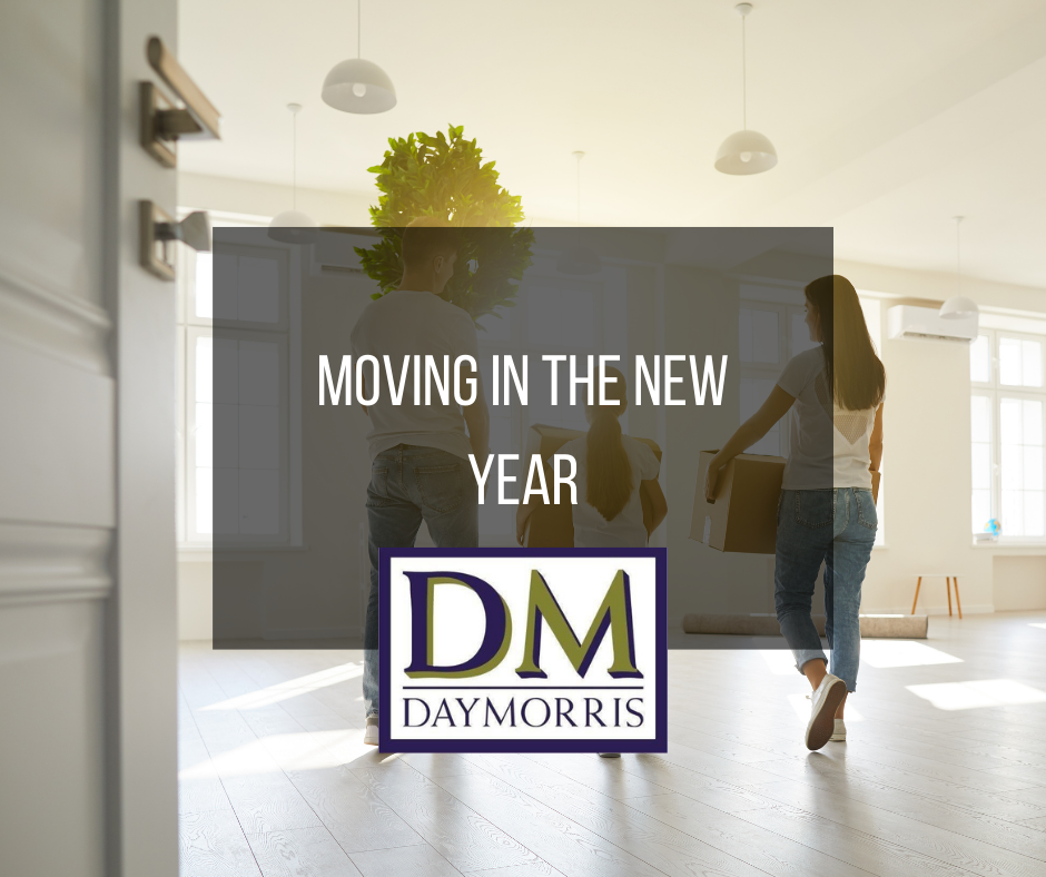 Moving in The New Year